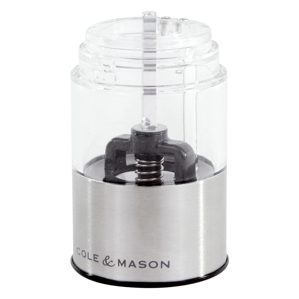 Cole & Mason Battersea Electronic Salt & Pepper Mill Gift Set