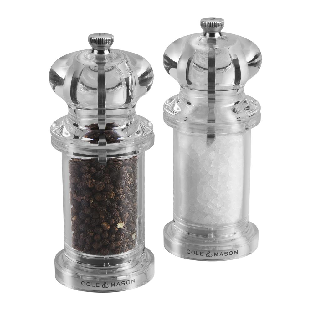 Cole & Mason 505 Salt & Pepper Mill Gift Set