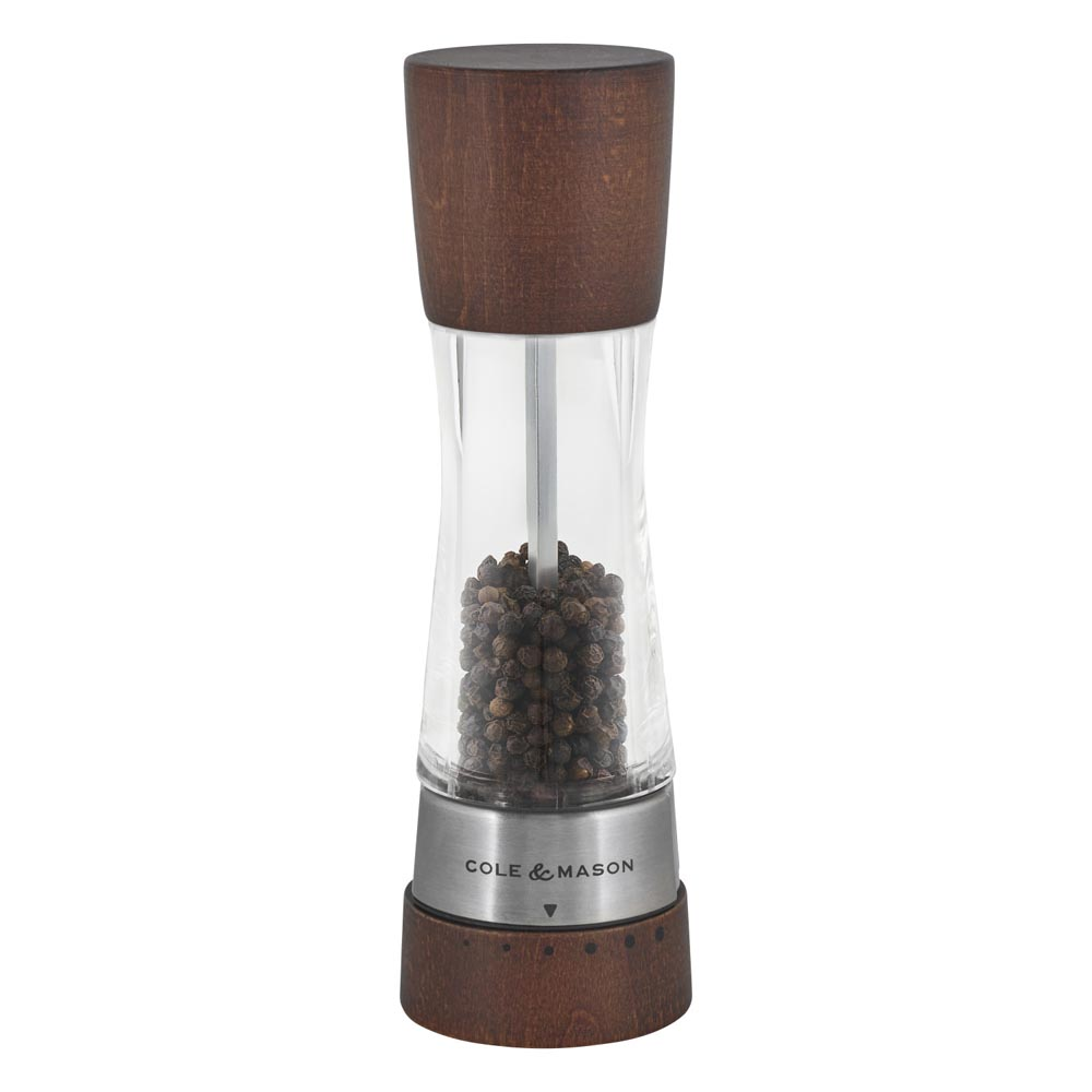 Cole & Mason Derwent Forest Wood Pepper Mill