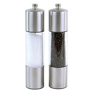Cole & Mason Everyday Salt & Pepper Mill Gift Set - Filled - H311703U