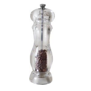 Cole & Mason 7 in. Everyday Pepper Mill, Clear - H773010