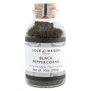 Cole & Mason Black Pepper Refill - HFSP150U
